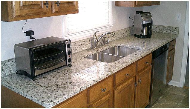 Beige Granite Sample Photos Kitchen Photos
